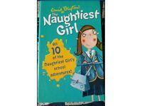 enid blyton books the naughtiest girl