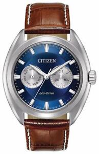 New Citizen Eco-Drive MENS WATCH BU4010-05L