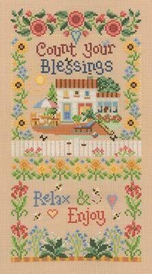 Summer Blessings - Imaginating/Sandra Cozzolino - New Chart