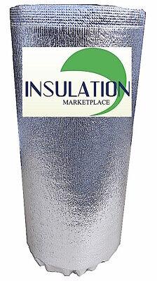 Smartshield -3mm 24x50ft Reflective Insulation Roll Foam Core Radiant Barrier.
