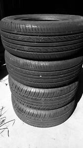4x Second hand 205 60 R15 tyres Dandenong Greater Dandenong Preview