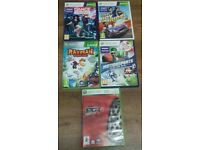 Xbox 360 5 games set