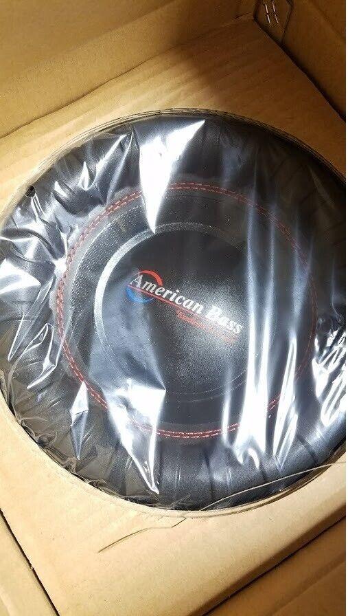 """NEW American Bass XFL1044 2000W 10"""" XFL Series Dual 4 ohm Ca"""