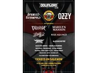 3-Day Download Camping Ticket