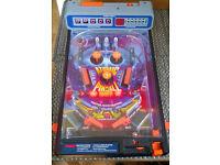 TOMY ATOMIC PINBALL Classic 1980's Arcade-Style Pinball Machine Vintage Retro