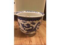 Large plant pot