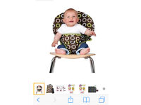 The Totseat travel high chair