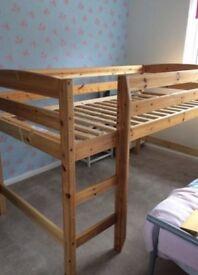 Child's midi bed frame