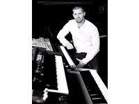 Piano, keys, synth player. producer, md