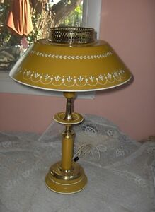 lamps lighting lamps electric other collectible elec lamps. Black Bedroom Furniture Sets. Home Design Ideas