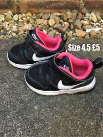 Children's Nike trainers