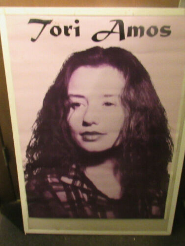 TORI AMOS POSTER SUPER RARE NEW VINTAGE COLLECTABLE  LATE 90