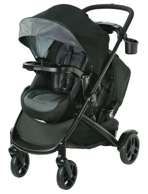 Graco Baby Modes2Grow Double Stroller w/ Basket Hold Spencer NEW for sale  Whittier