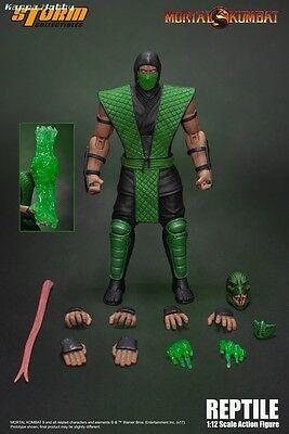 Storm Collectibles 1:12 Action Figure - Mortal Kombat: Reptile [PRE-ORDER]