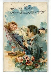 BELLE EPOQUE Litho Glam PC 1900 Hammock Violets Liquor - Italia - Very happy or money back, no question asked! - Italia