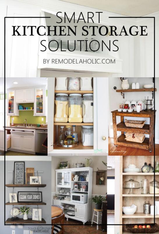 Smart Kitchen Storage Solutions EBay