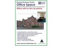 Erewash Business Centre - Office Space The Old Police Station, Wharncliffe Road, Ilkeston, DE7 5GF