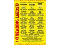 Weekend Reading Festival Tickets For Sale