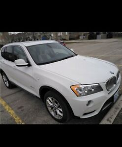 2012 Bmw X3 28i pano premium package 98k