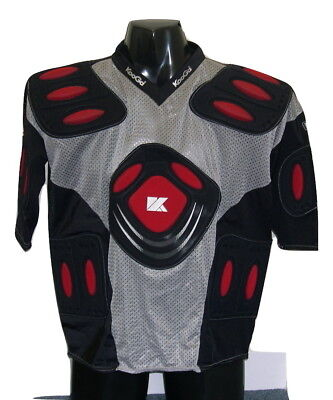 Kooga Rugby Impact Vest Upper Body Protection Size UK XL Mens