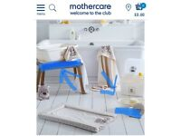 Mothercare baby bath set in very good condition
