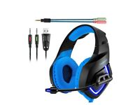 NEW gaming headset PS4, Xbox, PC