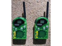 x2 Walkie Talkies (V-Tech)