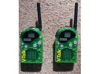 V-Tech V-Talk Walkie Talkies