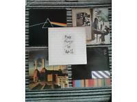 Pink Floyd × 5 lp. See pics, or message me for full listings