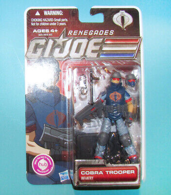 Hasbro GI Joe Renegades 30th Anniversary Cobra Trooper Infantry
