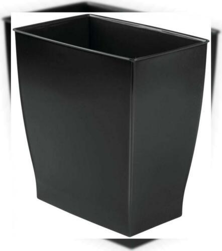 InterDesign Spa Rectangular Trash Can, Waste Basket Garbage
