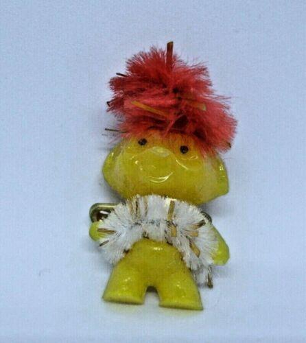Plastic Troll Gumball Prize Charm