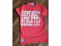 Superdry t-shirt. Mens small