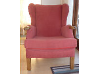 Parker Knoll wing chairs