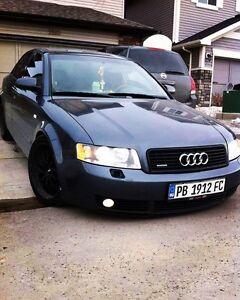 2002 Audi A4 1.8t