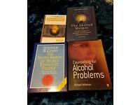 Books - self development/counselling