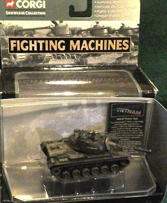 FIGHTING MACHINES CORGI CLASSICS LIMITED 2002 - M48-A3 PATTON TANK for sale  Shipping to Canada