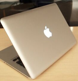Macbook pro 13inch 2011 with i7 processor 2.8 ghz