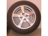 """Toyota Alloy Wheels (X4) 16"""" Very Good Condition"""