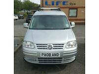 Volkswagen Caddy 1.9tdi 2008 LOW MILEAGE
