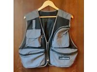 Diawa Winderness Lightweight Mesh Flyfising Vest