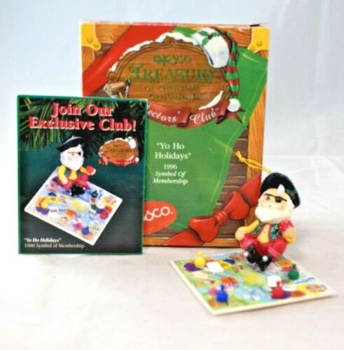 Enesco Treasury of Christmas - 1996 Collector