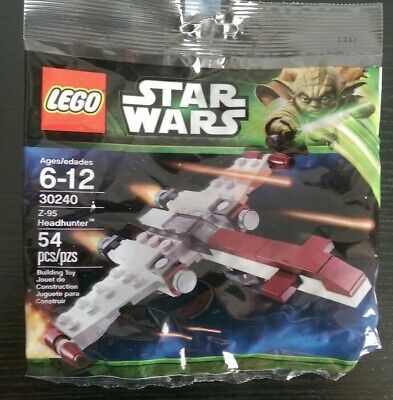 LEGO STAR WARS – #30240 Z-95 Headhunter Brand New in Factory Sealed Polybag