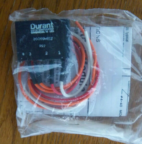 NEW Eaton 36059-452 Durant AC Output Module count/controls