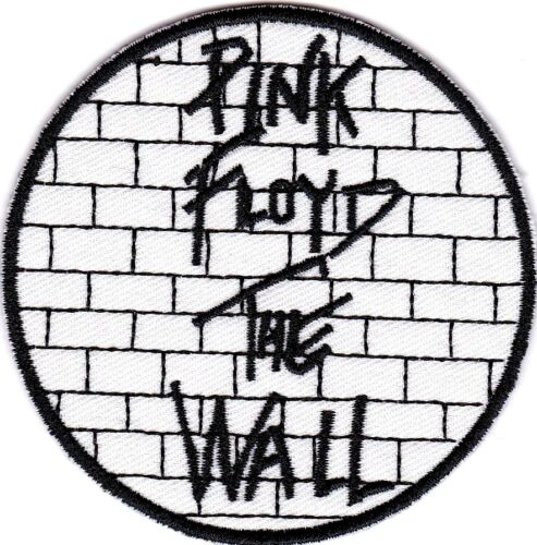 PINK FLOYD - THE WALL - IRON or SEW ON PATCH