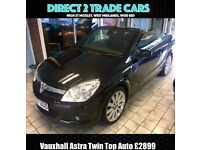 Vauxhall Astra Design Twin Top A Convertible