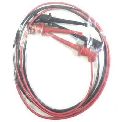 Pomona E12115 Mini Grabber Test Lead Set Includes 1 Black And 1 Red 36