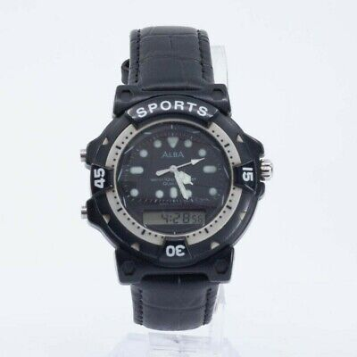 SEIKO ALBA SPORTS V041-6140 Watch JDM