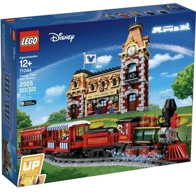 New LEGO Box - From Set 71044 Disney Train And Station