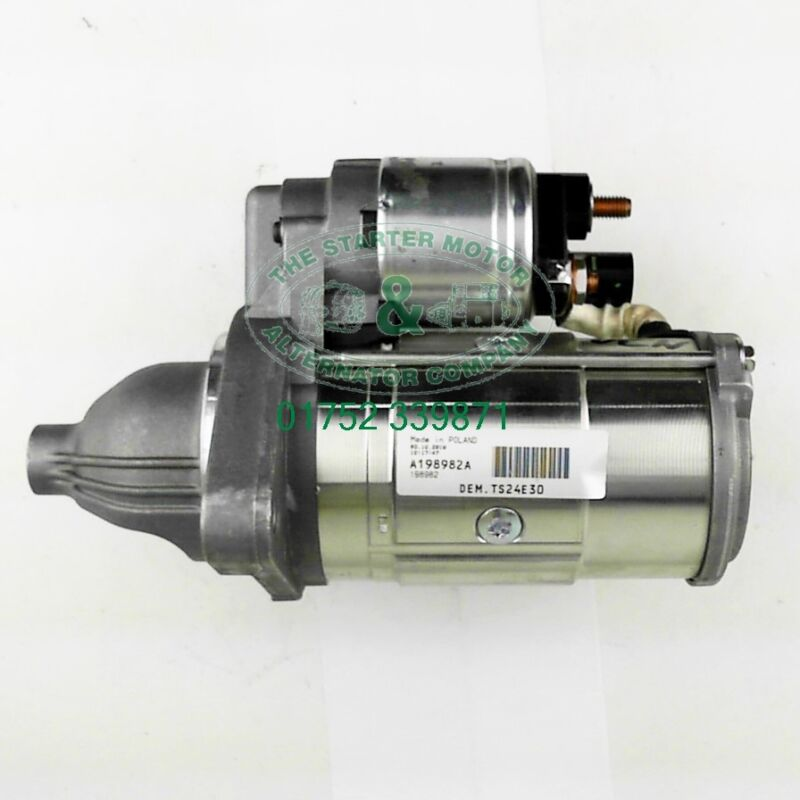LEXUS IS220 ORIGINAL EQUIPMENT STARTER MOTOR S2265OE